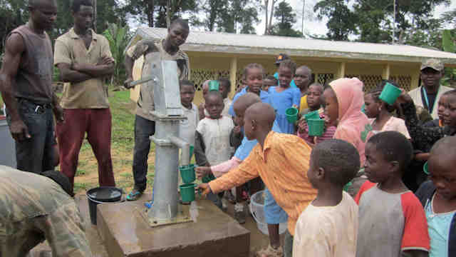 safe water supply